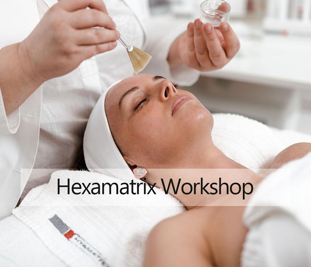 hexamatrix workshop kozmetikusoknak