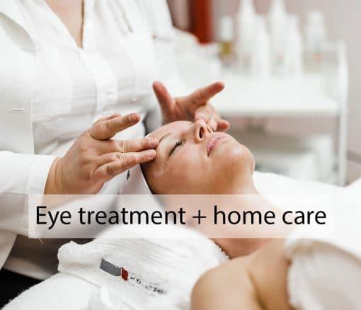 szemkörnyék-kezelés