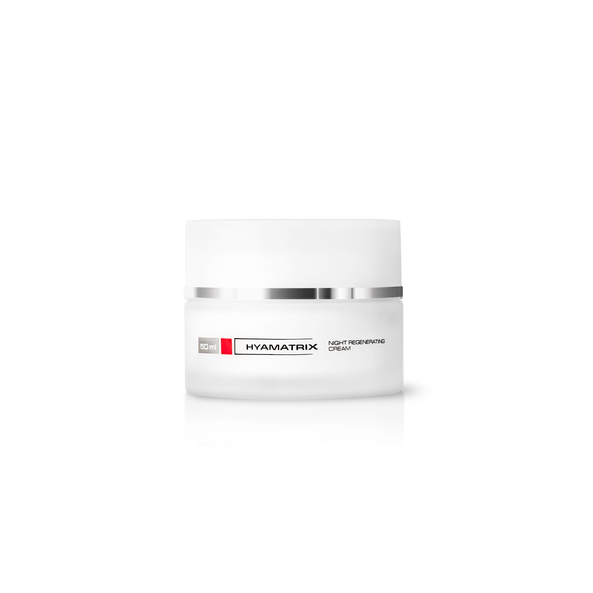 Regenerating night cream